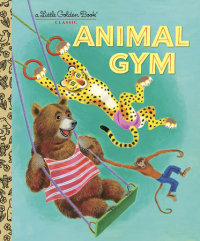 Book cover for Animal Gym
