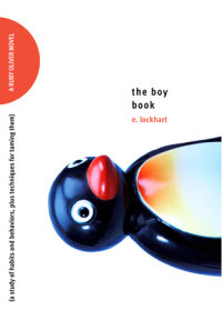 Cover of The Boy Book cover