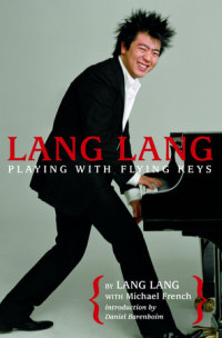 Cover of Lang Lang: Playing with Flying Keys cover