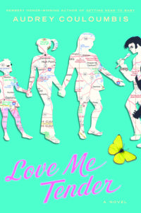 Cover of Love Me Tender