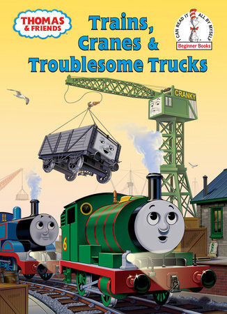 Thomas and Friends: Trains, Cranes and Troublesome Trucks (Thomas & Friends)