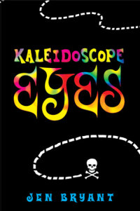 Cover of Kaleidoscope Eyes cover