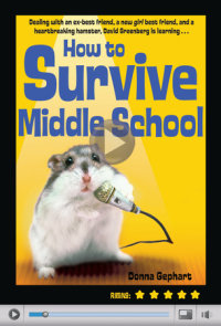 Cover of How to Survive Middle School