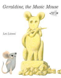 Cover of Geraldine, The Music Mouse cover