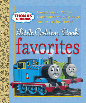 Thomas & Friends: Little Golden Book Favorites (Thomas & Friends)