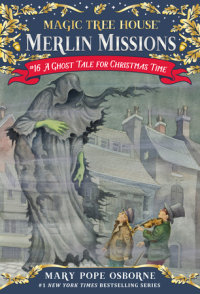 Book cover for A Ghost Tale for Christmas Time