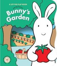 Book cover for Bunny\'s Garden (Pat the Bunny)
