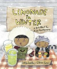 Book cover for Lemonade in Winter
