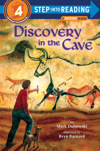 Book cover for Discovery in the Cave