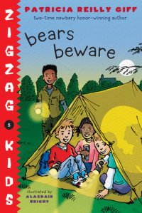 Book cover for Bears Beware