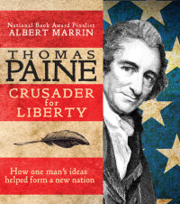 Book cover for Thomas Paine