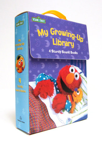 My Growing-Up Library (Sesame Street)