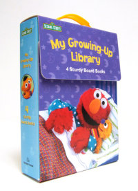 Book cover for My Growing-Up Library (Sesame Street)