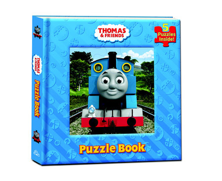 Thomas and Friends Puzzle Book (Thomas & Friends)