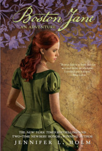 Book cover for Boston Jane: An Adventure