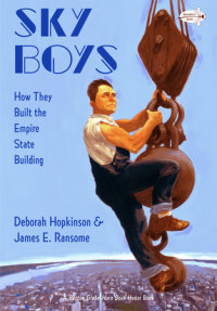 Book cover for Sky Boys: How They Built the Empire State Building