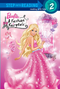 Book cover for Barbie: Fashion Fairytale (Barbie)