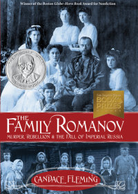 Cover of The Family Romanov: Murder, Rebellion, and the Fall of Imperial Russia