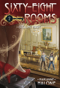 Cover of Stealing Magic: A Sixty-Eight Rooms Adventure