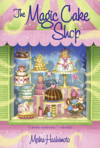 Cover of The Magic Cake Shop
