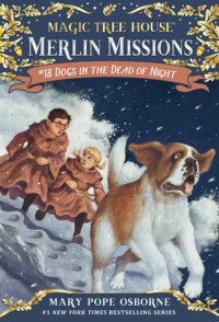 Book cover for Dogs in the Dead of Night