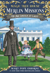 Book cover for Abe Lincoln at Last!