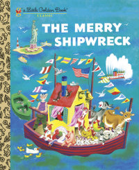 Book cover for The Merry Shipwreck