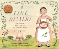 Book cover for A Fine Dessert: Four Centuries, Four Families, One Delicious Treat