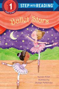 Book cover for Ballet Stars