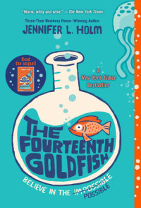 Cover of The Fourteenth Goldfish