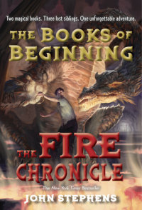 Book cover for The Fire Chronicle