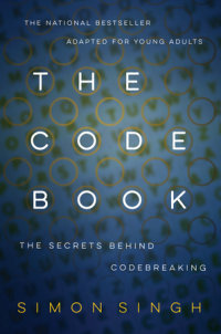 Cover of The Code Book: The Secrets Behind Codebreaking cover