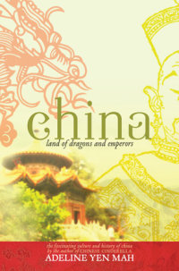 Cover of China: Land of Dragons and Emperors cover
