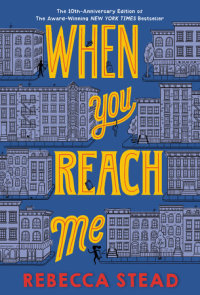 Cover of When You Reach Me cover