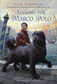 Book cover for Looking for Marco Polo