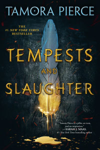 Cover of Tempests and Slaughter (The Numair Chronicles, Book One) cover