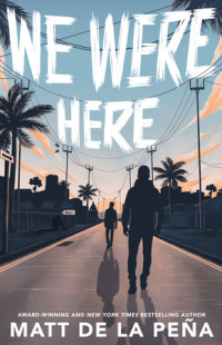 Cover of We Were Here cover
