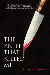 Cover of The Knife That Killed Me cover