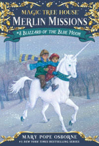 Cover of Blizzard of the Blue Moon cover