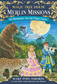 Cover of Moonlight on the Magic Flute cover