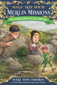 Cover of Leprechaun in Late Winter cover