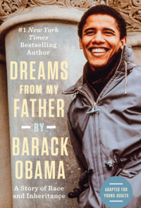 Cover of Dreams from My Father (Adapted for Young Adults) cover