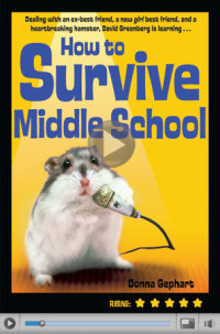 Cover of How to Survive Middle School cover