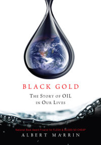 Cover of Black Gold cover