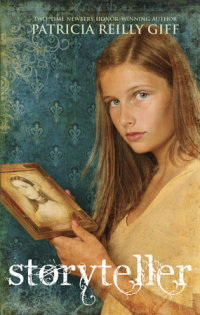 Cover of Storyteller cover