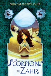 Book cover for The Scorpions of Zahir