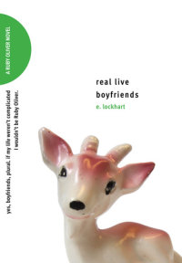 Cover of Real Live Boyfriends cover