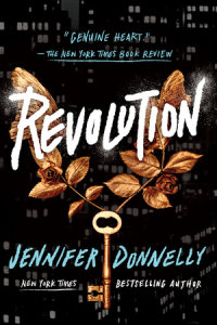 Cover of Revolution cover