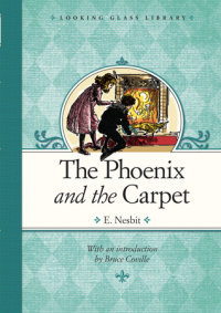 Book cover for The Phoenix and the Carpet