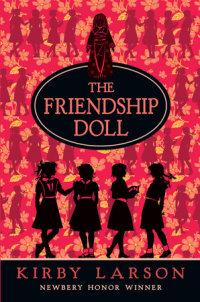 Cover of The Friendship Doll cover